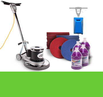Floor Scrubbing Package